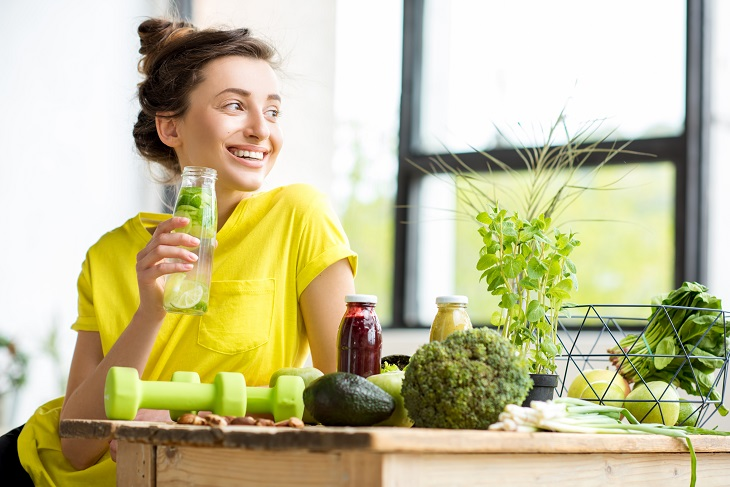 Active Nutrition_wellness Food and Drinks