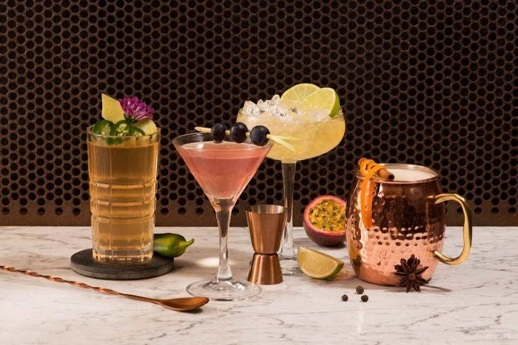 Alkoholische Getränke-Trends