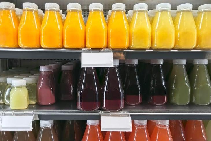 Clean Label am Getränkemarkt