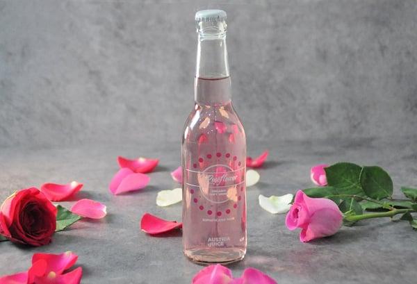 Flavour Trends Roseflower bottle