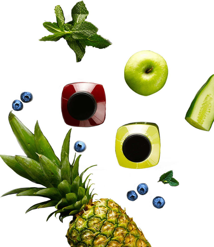 Fruit Juice Drinks_Banner